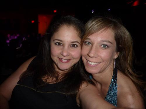 February 2012, with Heather