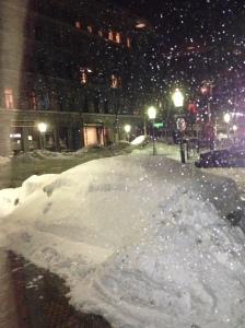 Boston, February 9. 2013